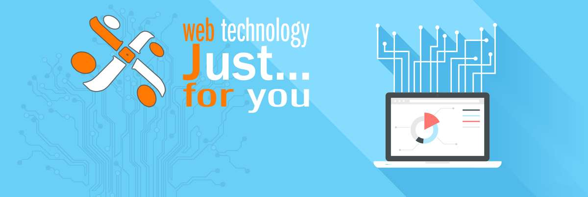 web technology just for you